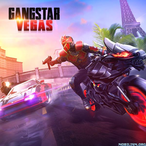 Cools Mods 2021 Gangstar Vegas 5 1 1a Mod Apk Unlimited Money V In 2021 Vegas Gangster Games Grand Theft Auto Series