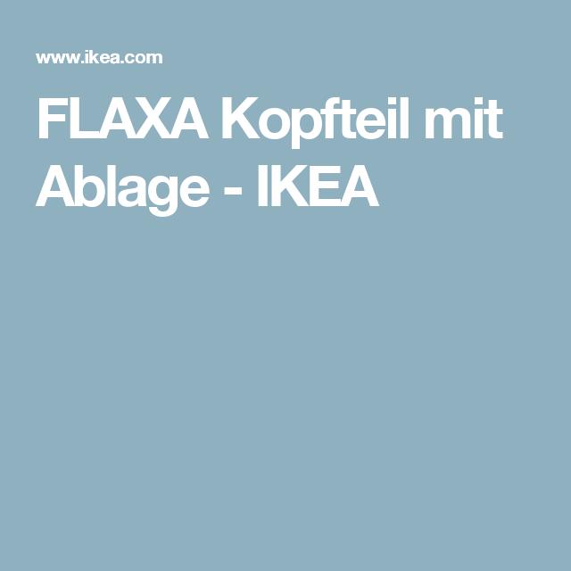 flaxa kopfteil mit ablage ikea - Wie Man Ein Kopfteil Mit Regalen Baut