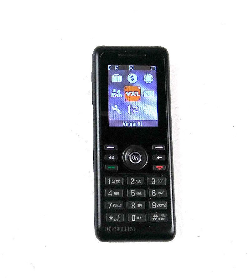 Black Kyocera Qualcomm 3g Cdma Phone Virgin Xl No Charger Cdma Phones Kyocera Phone