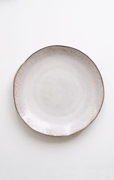 "Akiko Graham Dinner Plate 10.5"""
