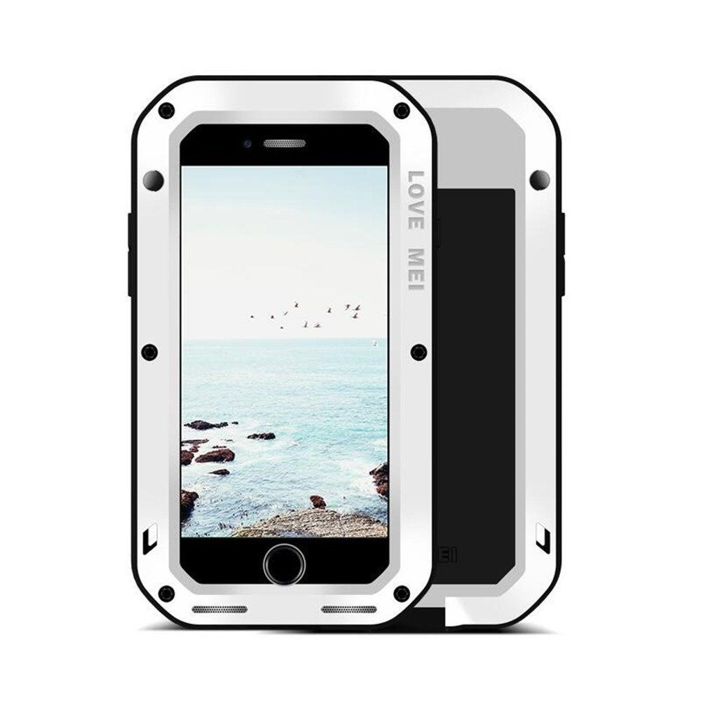 iphone 8 case heavy duty white