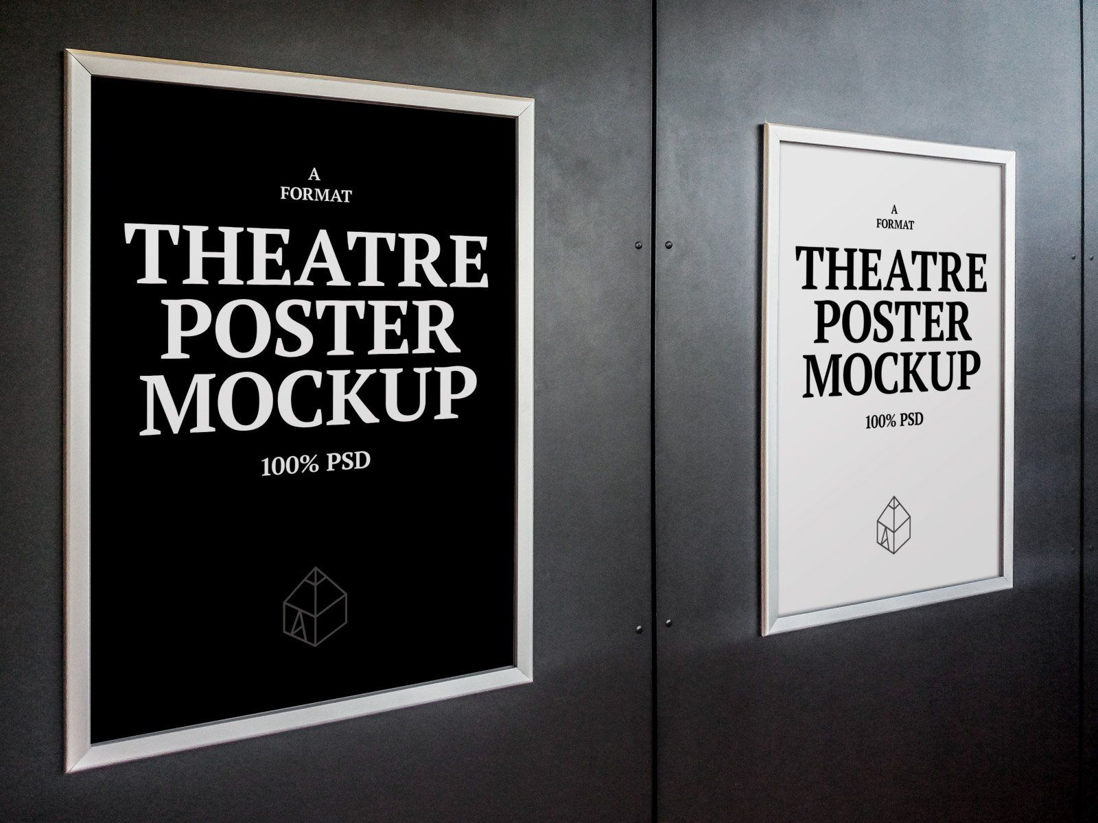 Theatre Poster Mock Ups Theatre Poster Poster Mockup Real Background