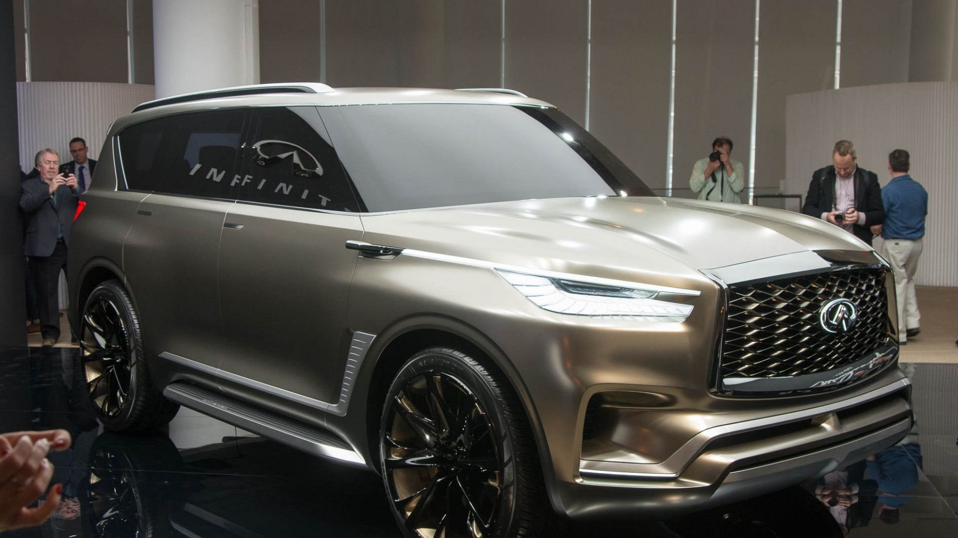Five Advantages Of Infiniti Qx80 2020 And How You Can Make Full Use Of It Luxury Suv Concept Cars Fuel Economy