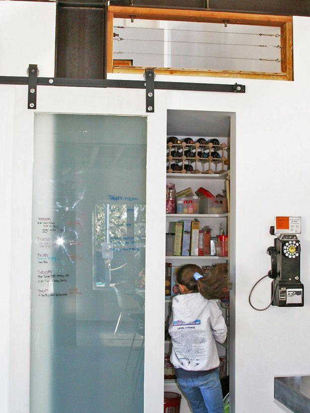 10 Inspiring Interior Doors Glass barn doors Sliding doors and