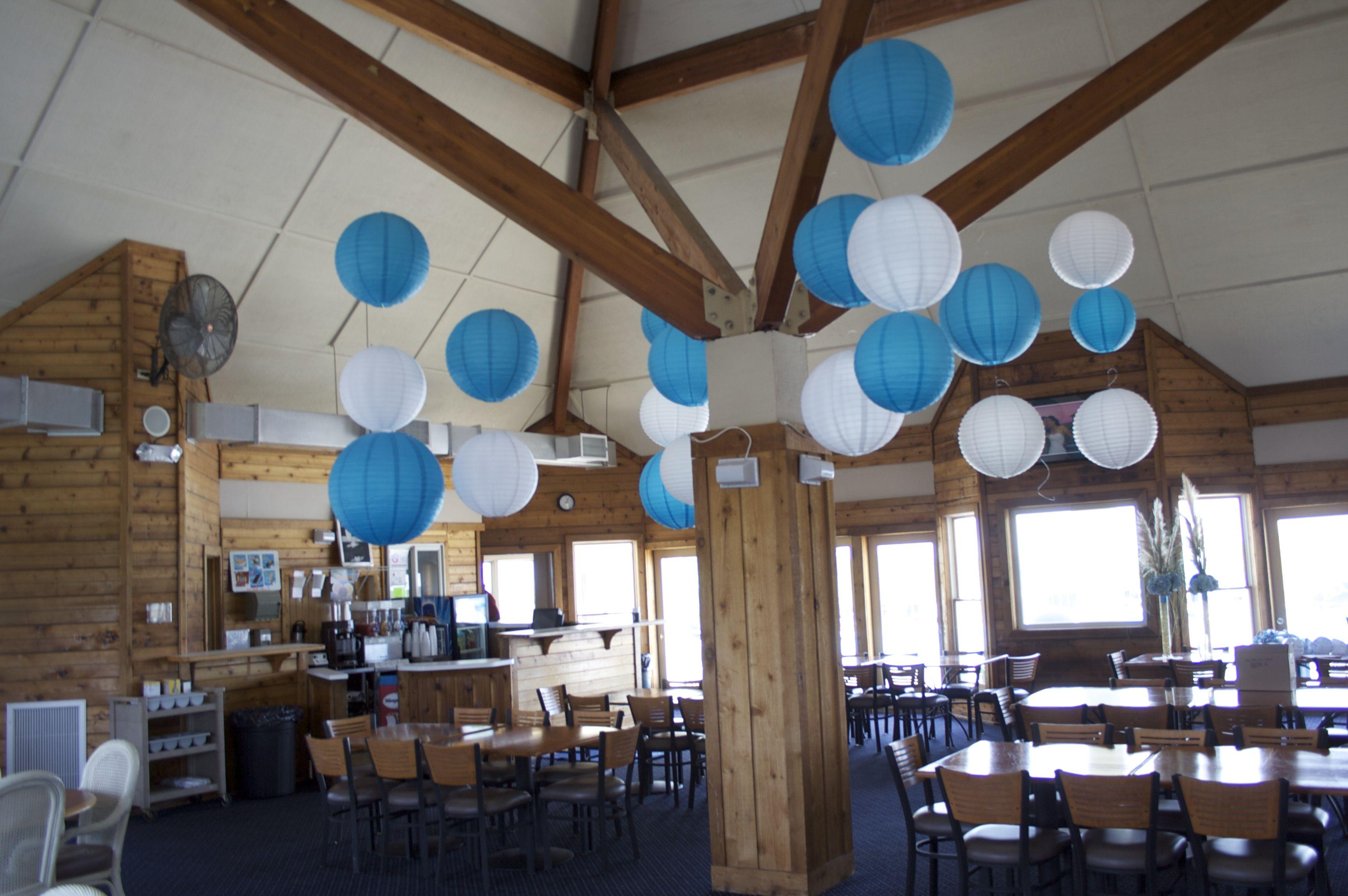 More Paper Lanterns The Village Beach Club Nags Head Nc