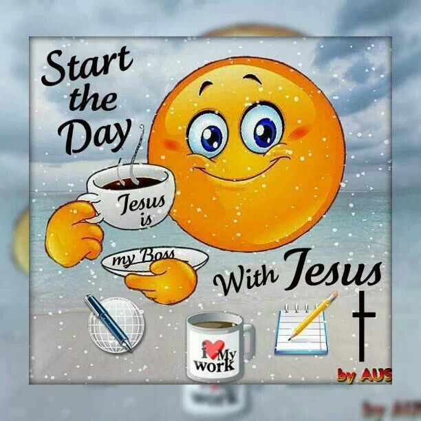 Start Your Day With Jesus Happiness Jesus Christian Quotes Word Of God