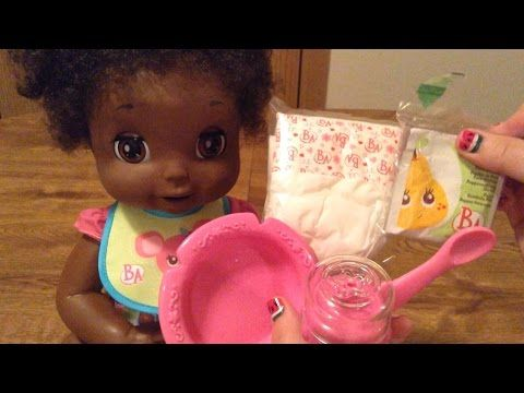 Real babyzimmer ~ Baby alive real surprises baby doll unboxing youtube baby
