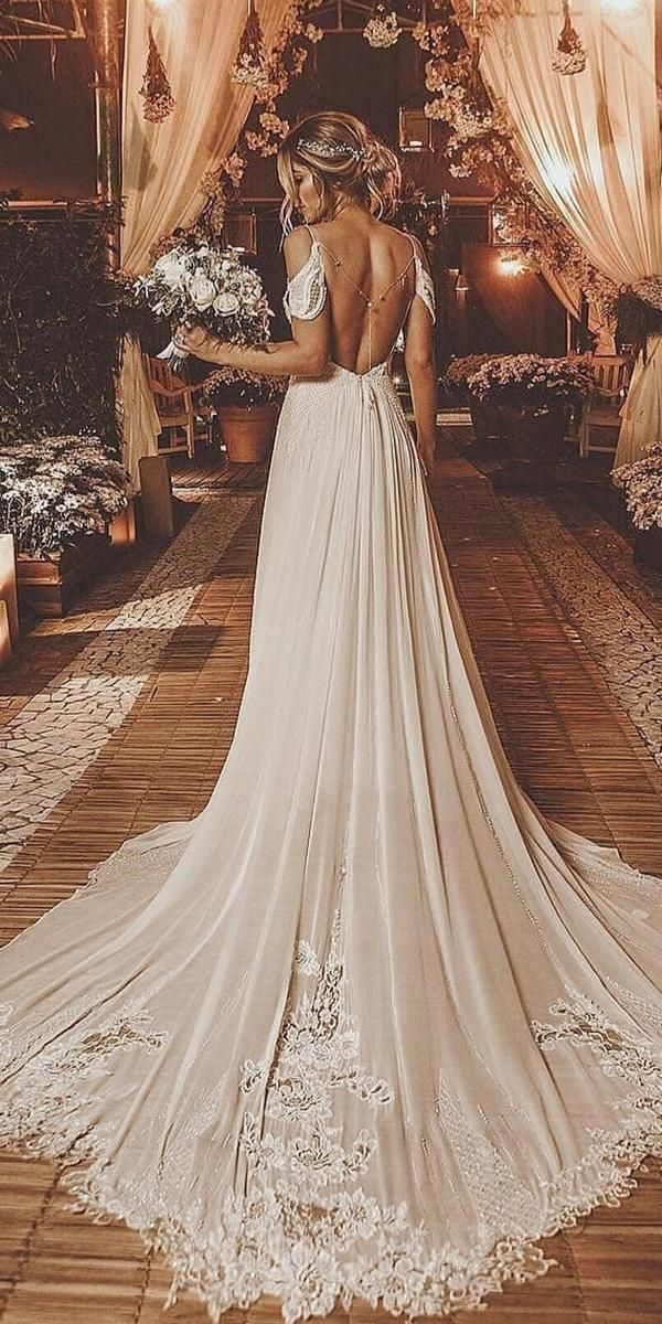 A-Line Wedding Dresses 2020/2021 Collections | Wedding Forward