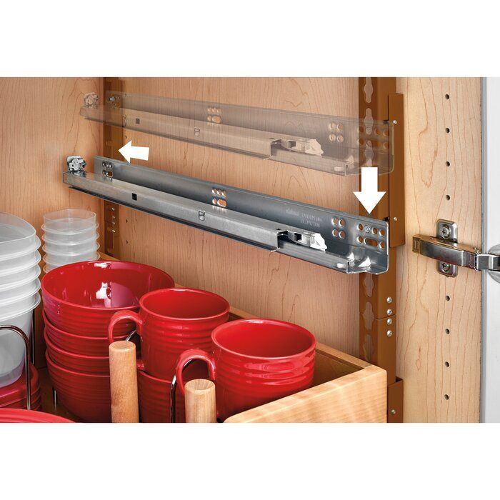 Wood Pilaster System Pull Out Pantry (With images)   Rev a ...