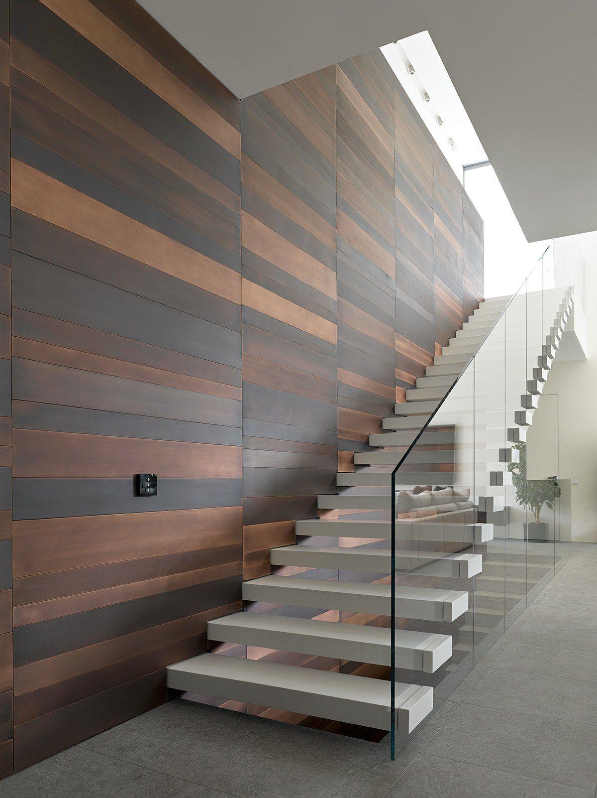 Scale interne guida completa alla scelta 25 idee - Scale appartamento interne ...
