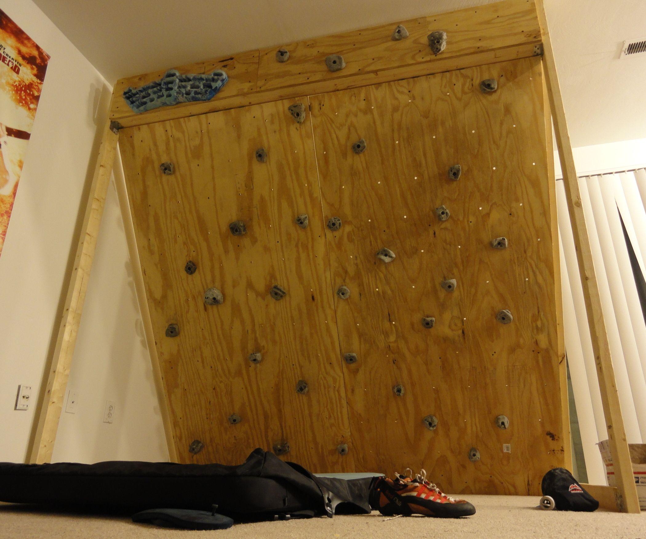 Home Climbing Wall Ideas | Climbing Lovers | Pinterest | Wall ideas ...