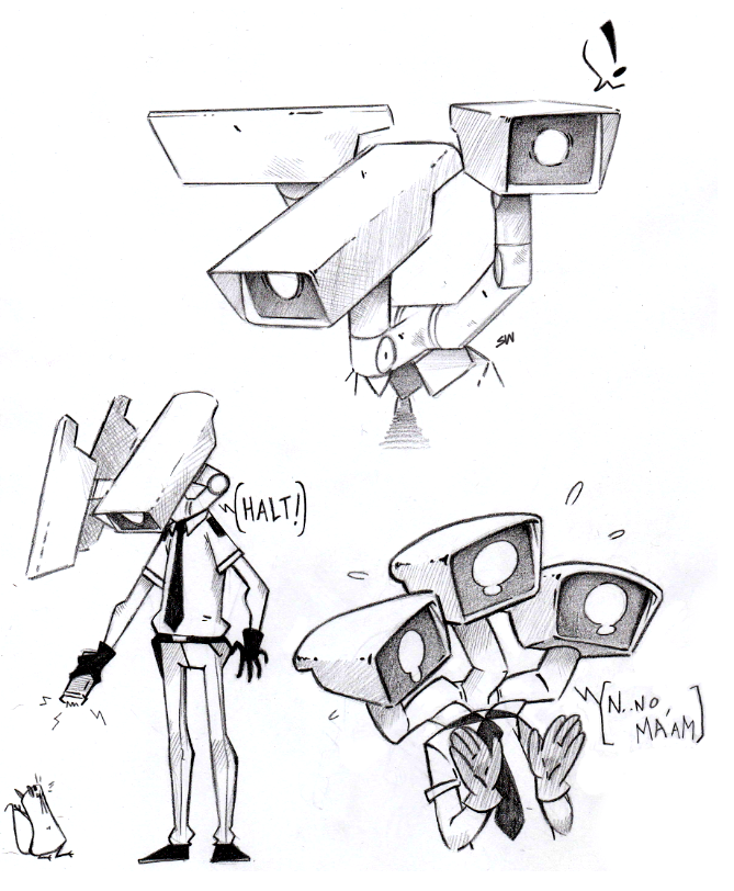Object Heads Object Heads Tv Head Character Design Inspiration