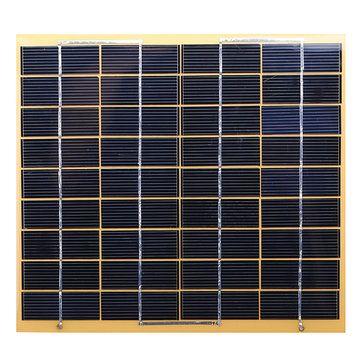 Diy 5w 18v Polysilicon Solar Panel For 12v Battery Charging