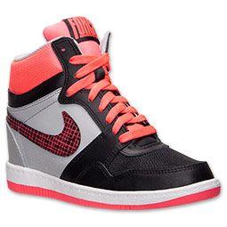 Women's Nike Force Sky High Casual Shoes |