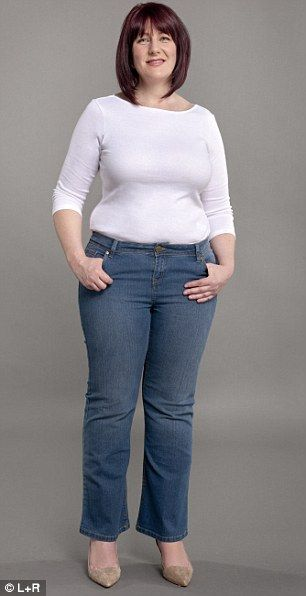Mature women jean shorts