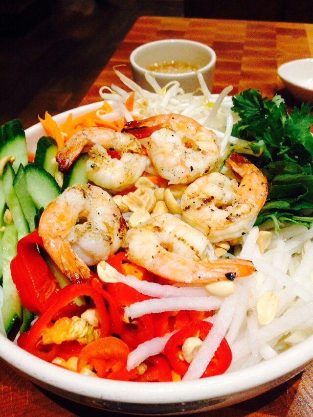 Vietnamese Noodle Bowl Cowiche Canyon Kitchen Yakima Wa Foodie Vietnamese Noodles Noodle Bowls