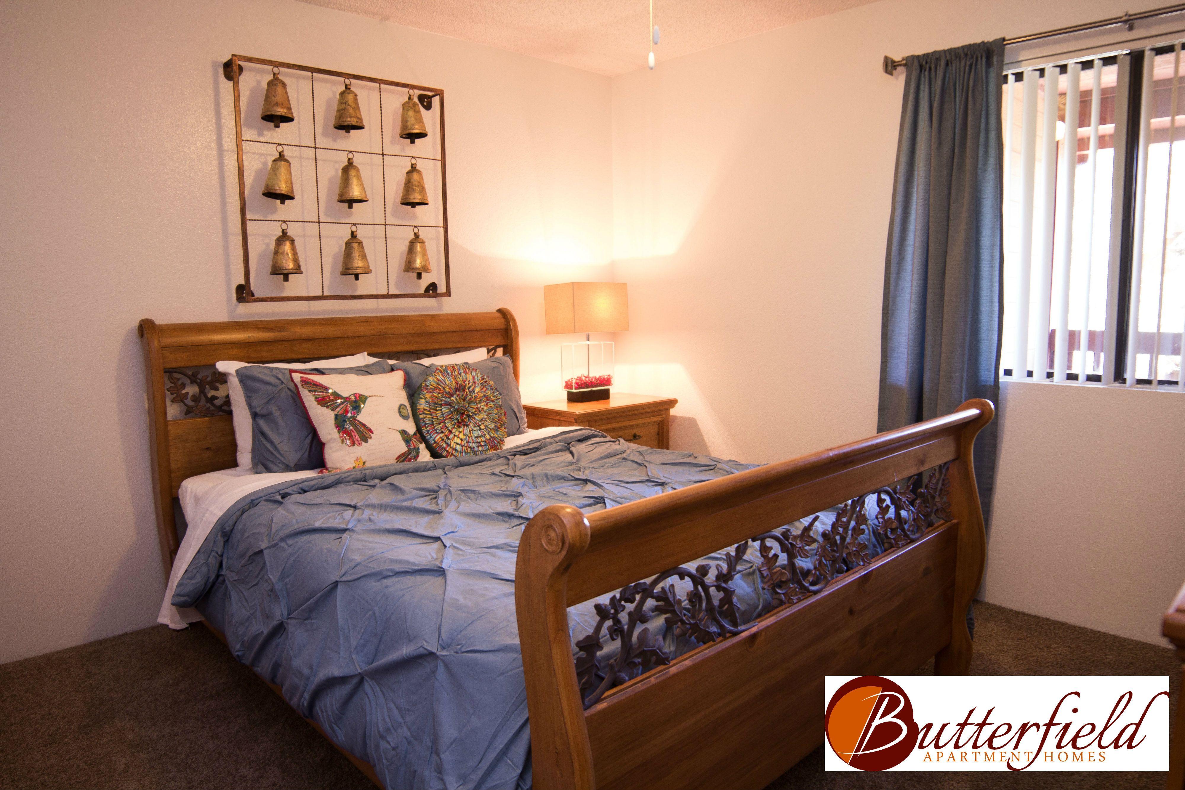 Butterfield Apartments 1 Bedroom Model, Flagstaff, AZ