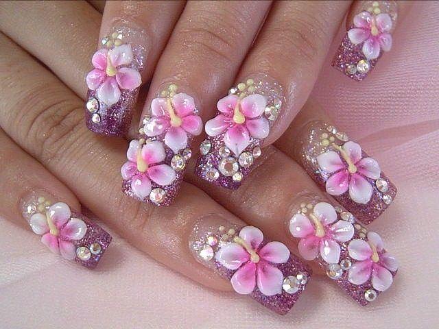 Acrylic nail inspiration   Uñas   Pinterest   Nails inspiration ...