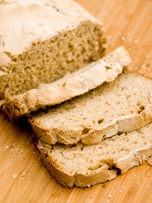 sliced vegan gluten-free bread
