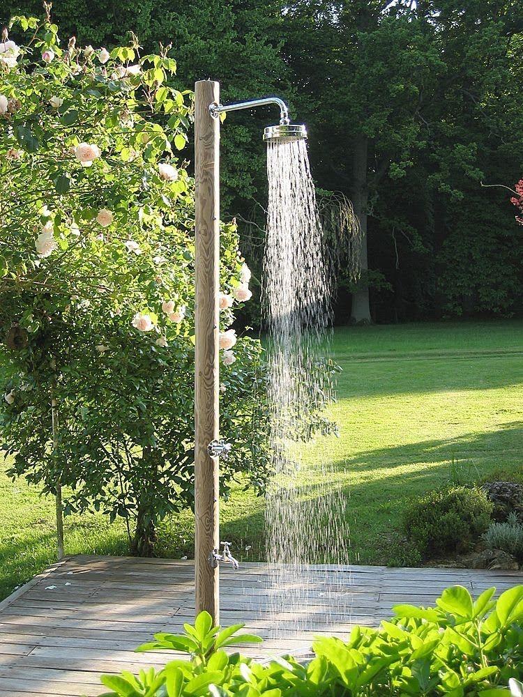 Outdoor Shower Log Outdoor Shower 125794 Jpg Outdoor Pool Shower Garden Shower Outdoor Shower