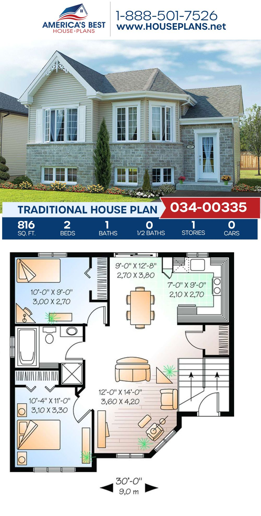 Pin On Traditional House Plans