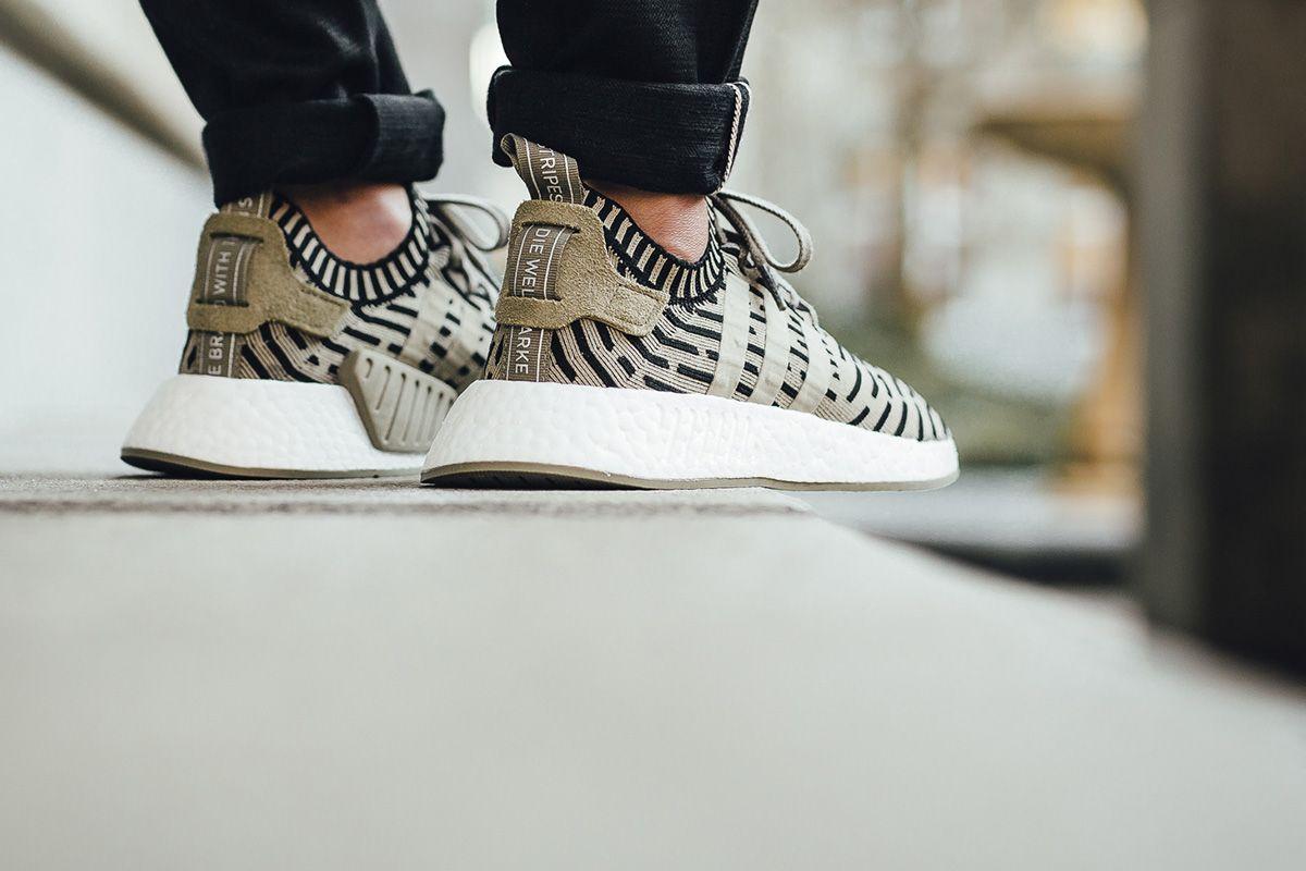 On-Foot: adidas NMD R2 Primeknit - EU