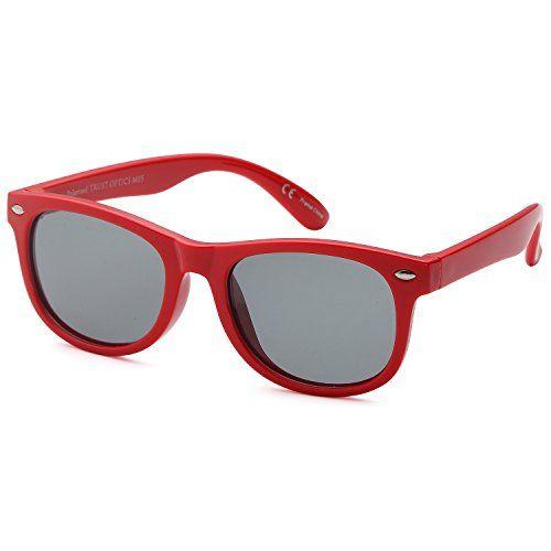 e2e57ccc98 TRUST OPTICS Soft Flexible Casual Style Kids Polarized Sunglasses in  Classic Aviator and Cat eye Boys