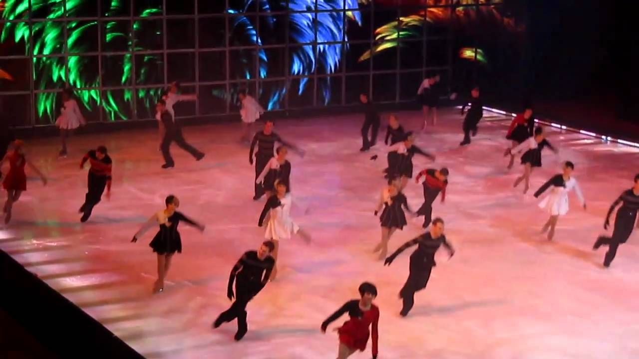 Holiday on Ice with Tropicana