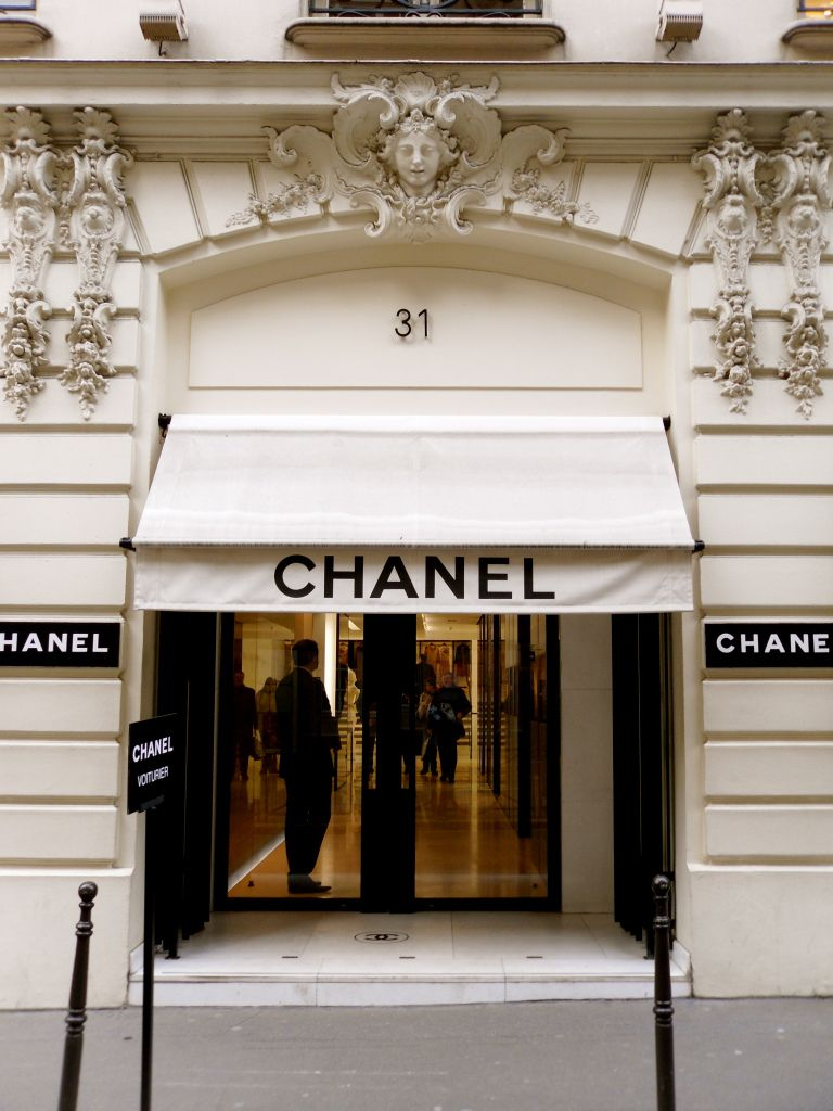 31 Rue Cambon Paris