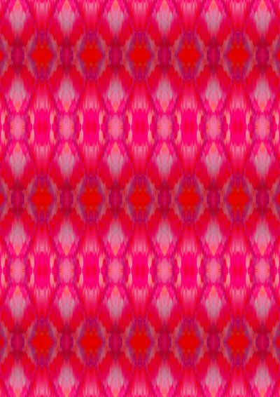 Ikat Art Print By Artist Amy Sia Via Society6 With Images