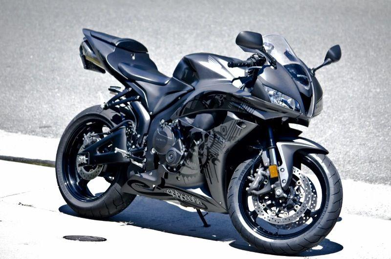 moto honda cbr 600 rr 2006