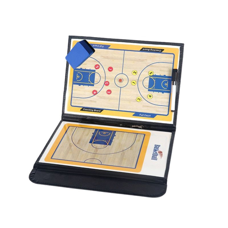 Find More Basketballs Information About Foldable Coach Basketball Board Tactic Coaching Basketball Tactical Board Competition Games Basketball Coach Basketball