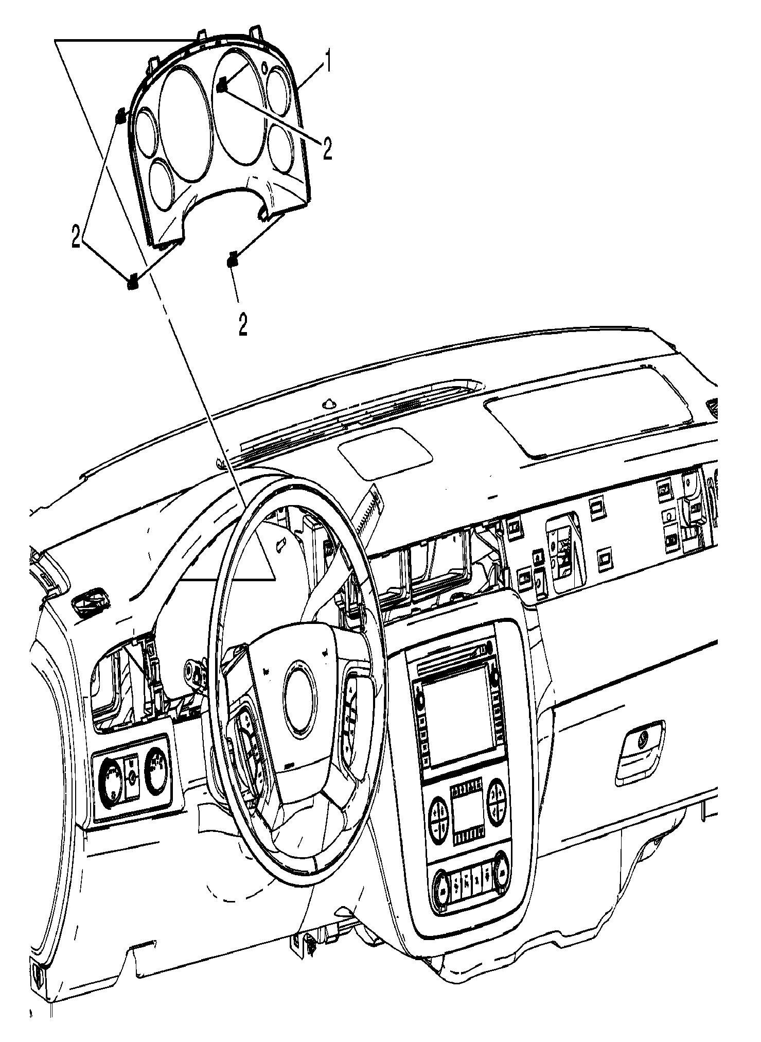 Chevy Tahoe Instrument Cluster Wiring Diagram You