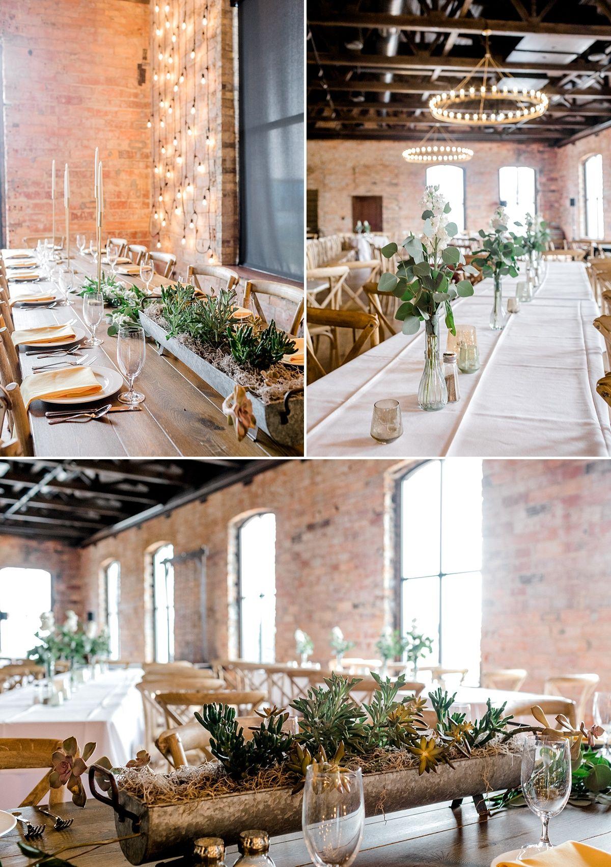Emily Melanie City Brew Lgbtq Wedding Wedding Venues Indoor