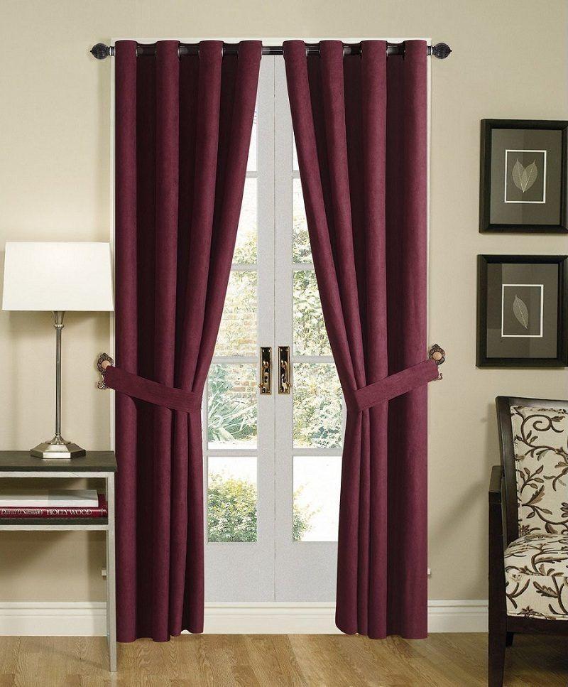 Telas para cortinas de habitaci n dormitorio pinterest for Cortinas visillo modernas