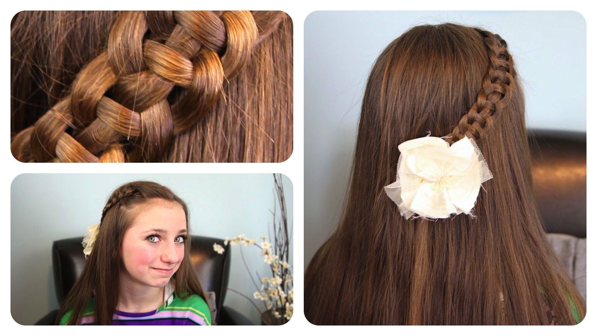 Erstaunlich Schöne Frisuren Für Mädchen Foto Von Schöne Niedliche Aber Einfache #langehaare #mädchen #zöpfe