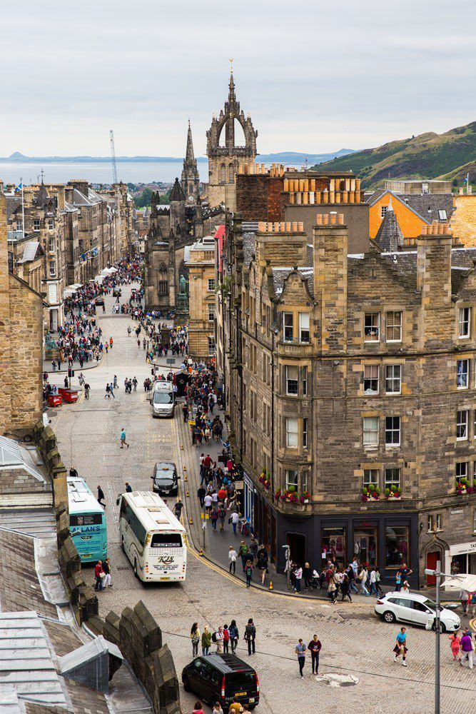 2 Days in Edinburgh: The Perfect Itinerary for Your First Visit