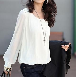 Top 25 ideas about Blouses on Pinterest