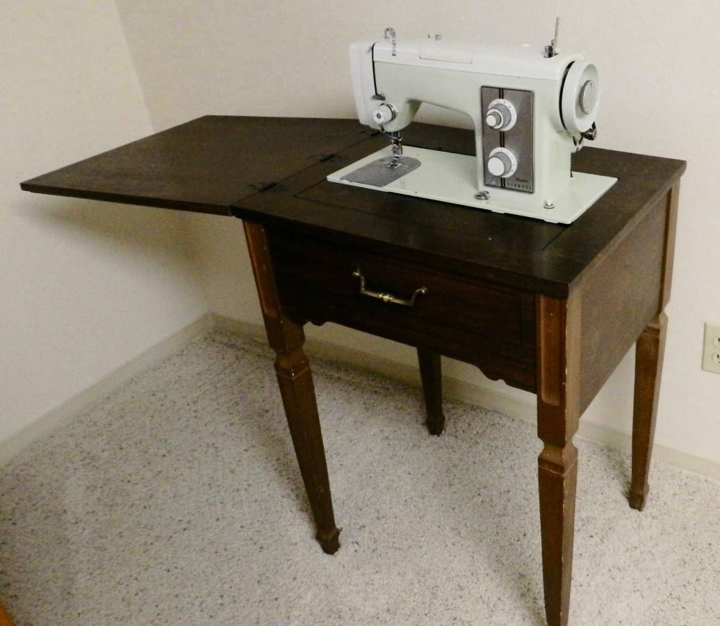 Kenmore Sewing Machine (With images) Antique sewing