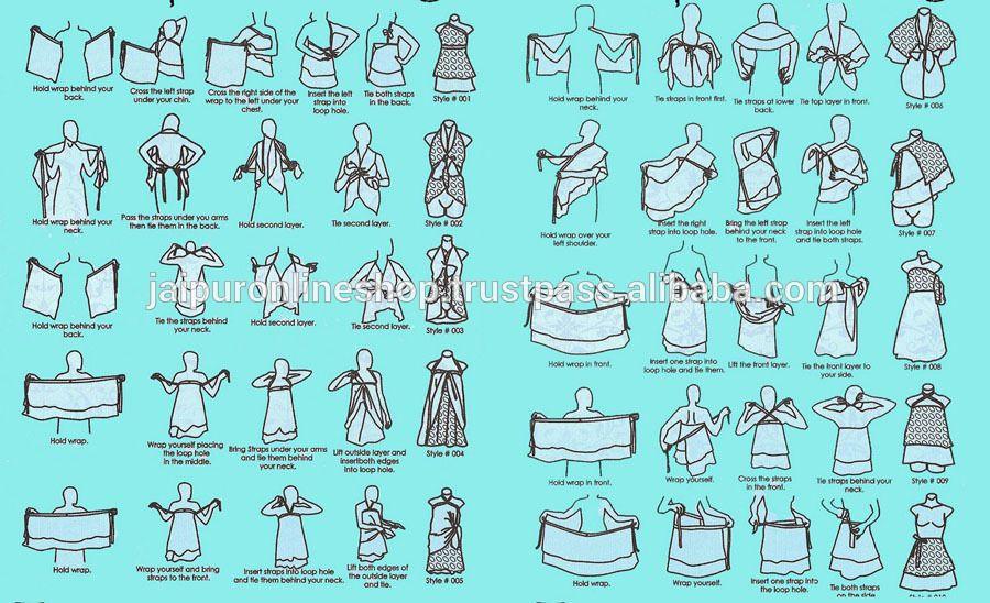 Magic Wrap Skirts 1 Skirt 100 Ways To Wear Dress Buy