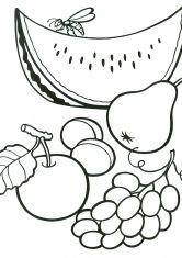 Раскраска Осенние фрукты и ягоды (с изображениями ...