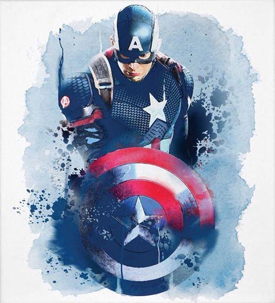 More awesome Captain America artwork Marvelu0027s Captain America - express k amp uuml chen erfahrungen