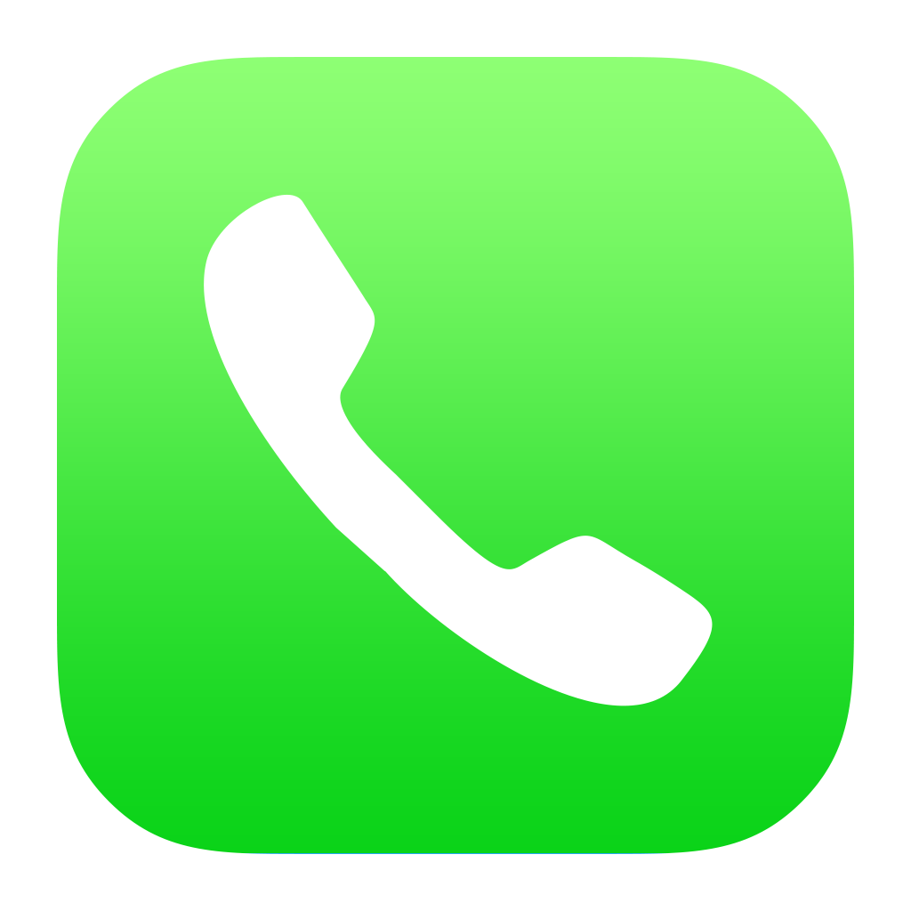 Phone Icon PNG Image | Ios icon, Phone icon, Call logo