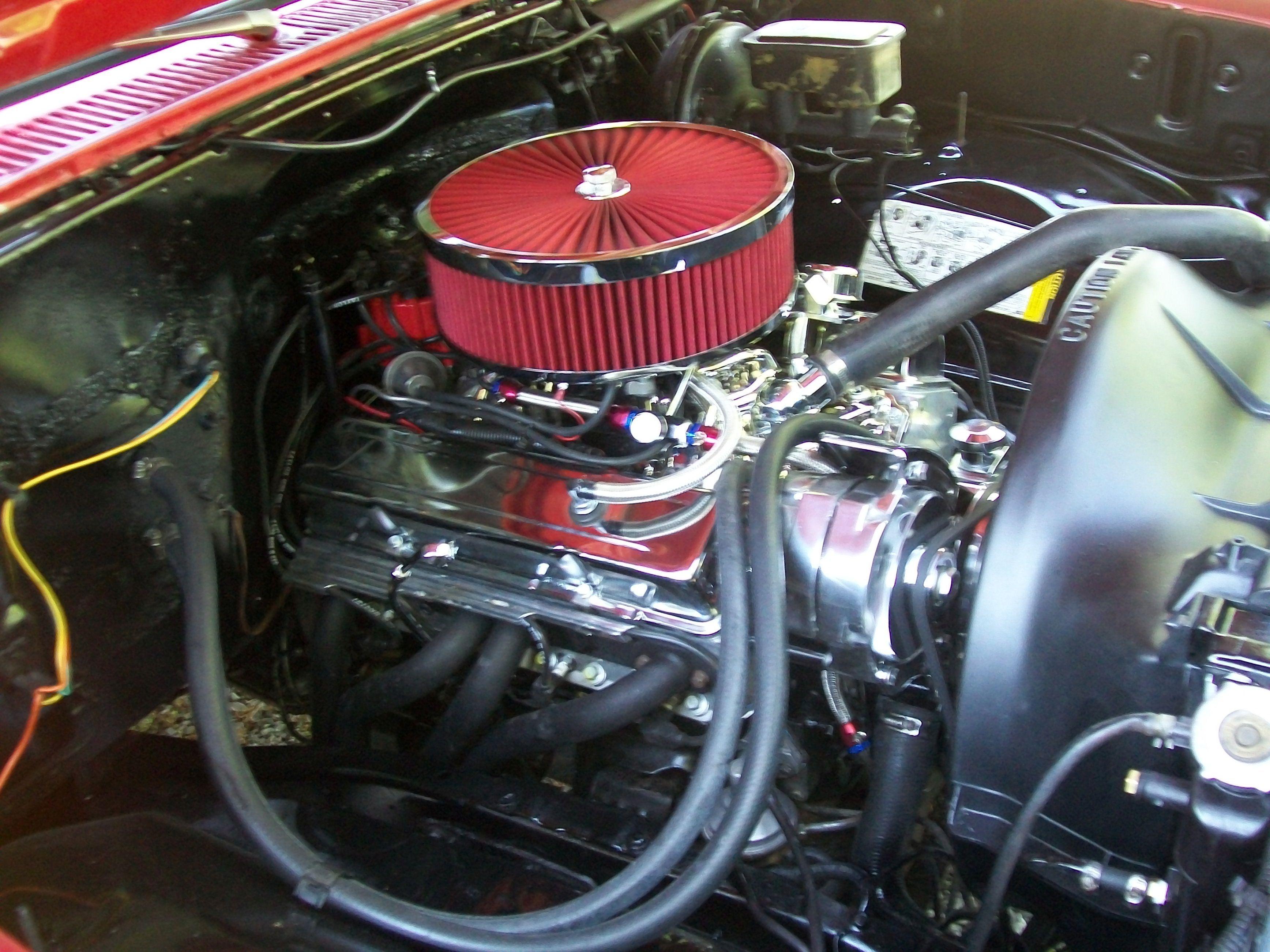 Blueprint engines customer rick rude has installed our bp38313ct1 engine malvernweather Choice Image