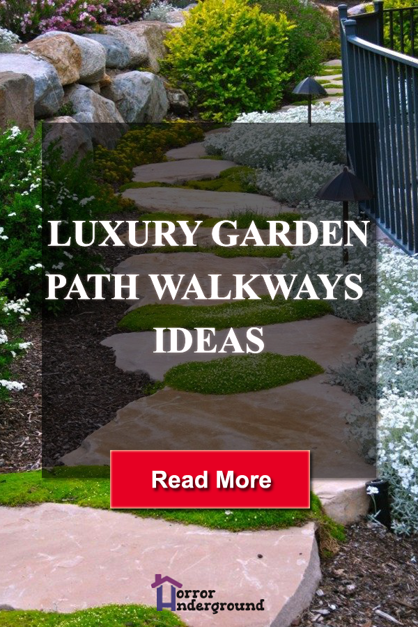 Photo of Luxury Garden Path Walkways Ideas