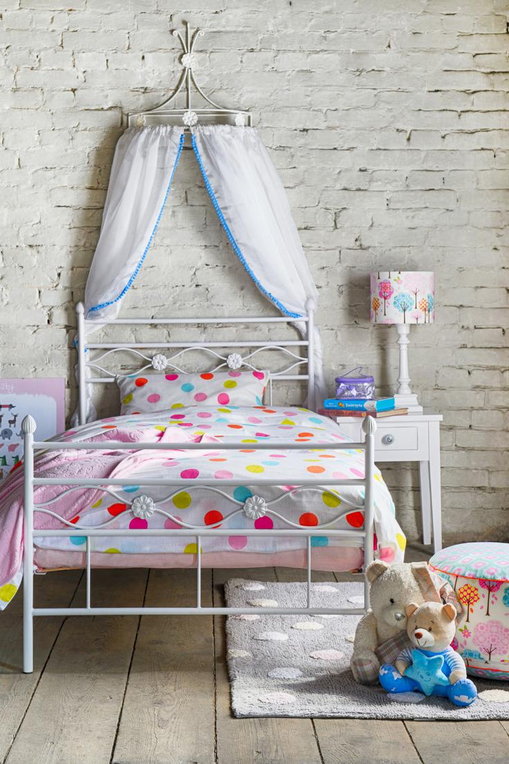 Kinderbett Metall Bequem Online Bestellen Kinder Bett