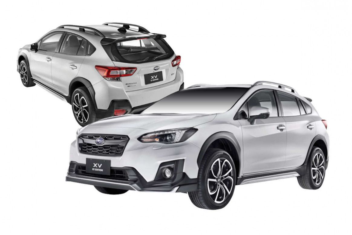 2020 Subaru Xv Gt Price Design And Review