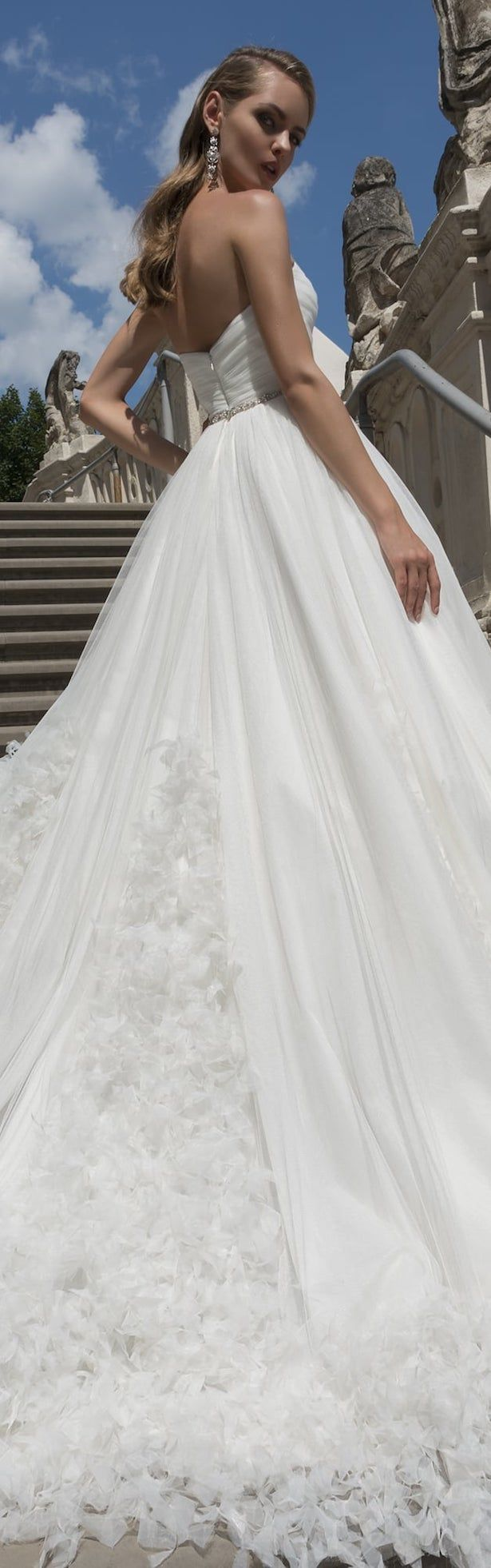 Dominiss Wedding Dresses 2017 | Pinterest | Brautkleider