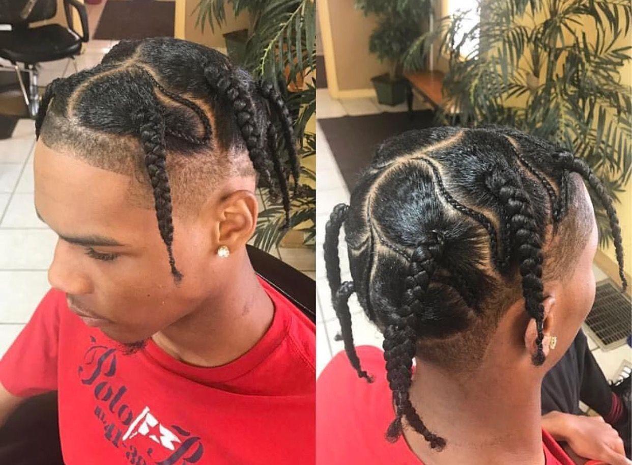 Pin By П��🌻𝓎𝑜𝓊𝓇 Н��𝓊𝓈𝓉 Н��𝑒𝓁𝓁𝑜𝓌🌻🌈 On Braids Amp Man Buns Amp Afros