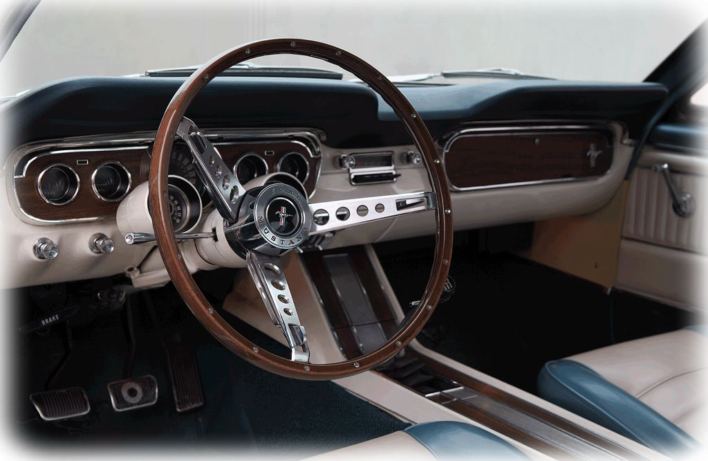FORD MUSTANG FASTBACK 1965 | Vintage Cars | Pinterest | Ford mustang ...